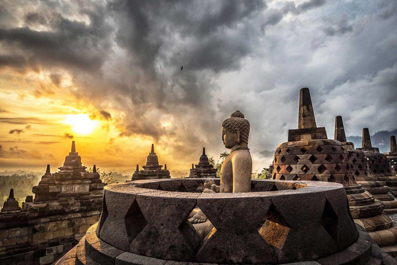 Уникальный храмовый комплекс