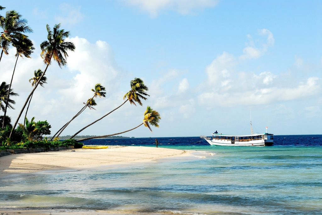 Красивые места острова