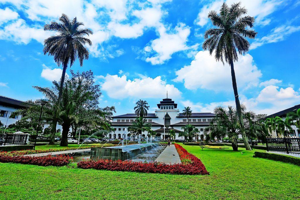 Бандунг центр провинции Ява