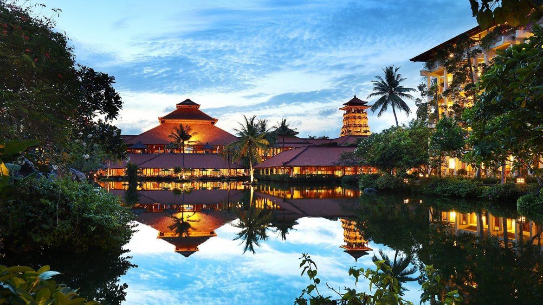 Прекрасный отель Ayodya Resort Bali