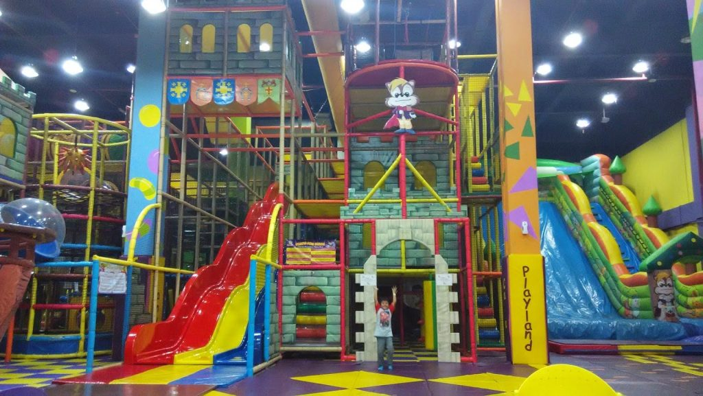 Детский мир Istana Anak Anak Indoor Playcentre