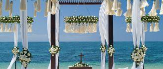Проведение свадьбы на Шри-Ланке