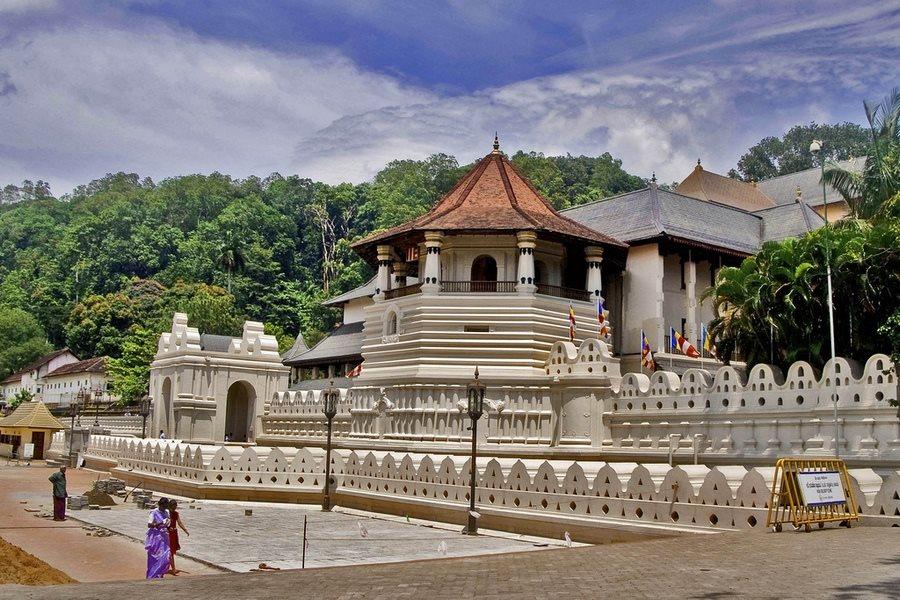 Канди – столица сингальских королей