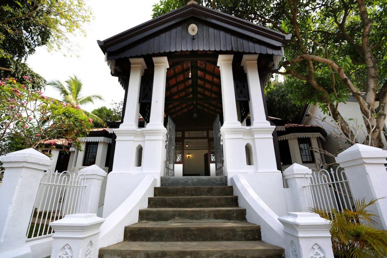 Летний дворец в Канди