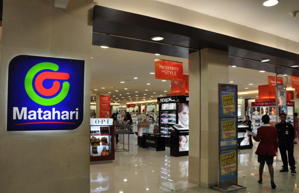Популярный супермаркет Matahary