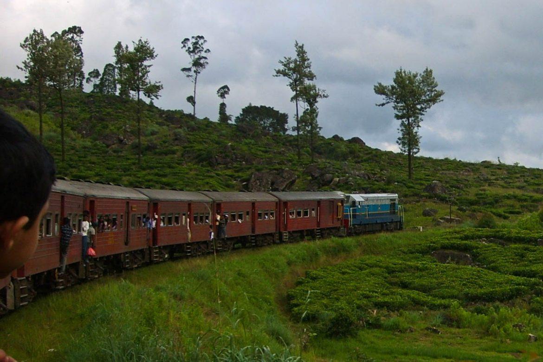 Популярный транспорт на Шри-Ланке