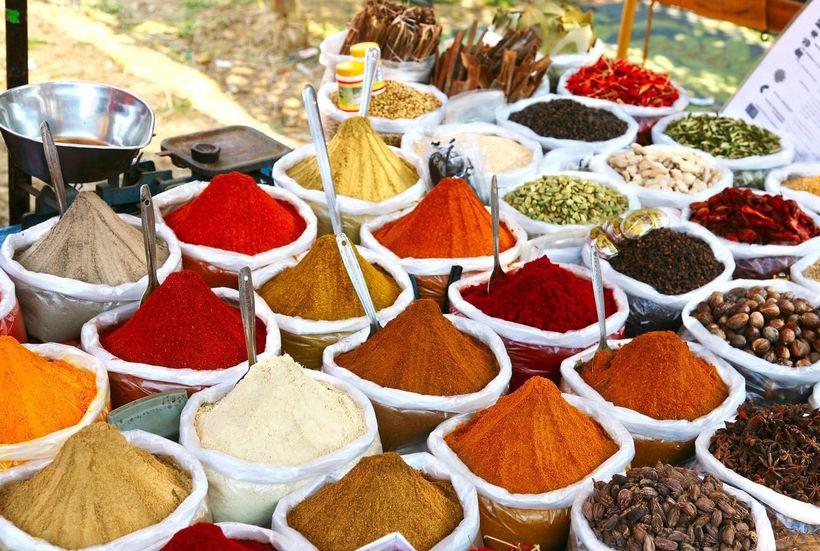 Специи на Шри-Ланке
