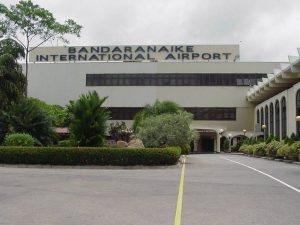 аэропорт Бандаранаике в Коломбо