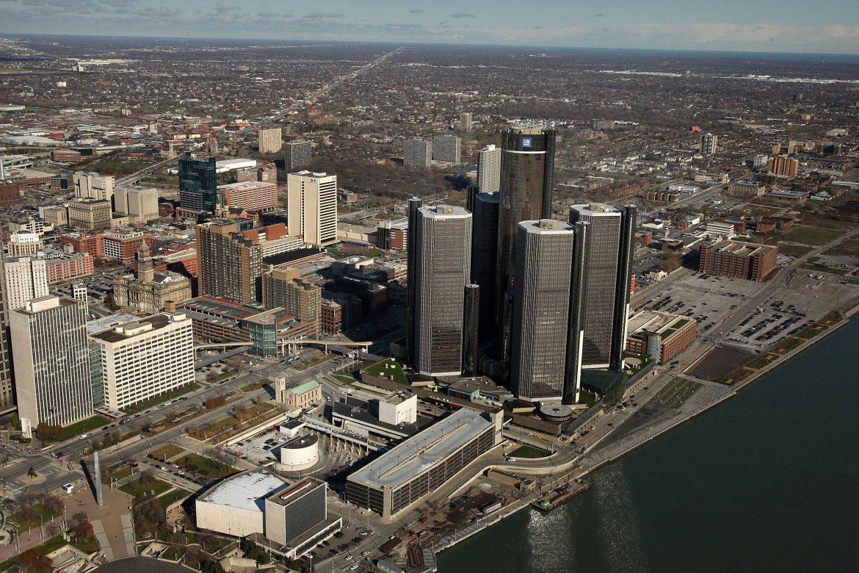 Город Детройт для экскурсий