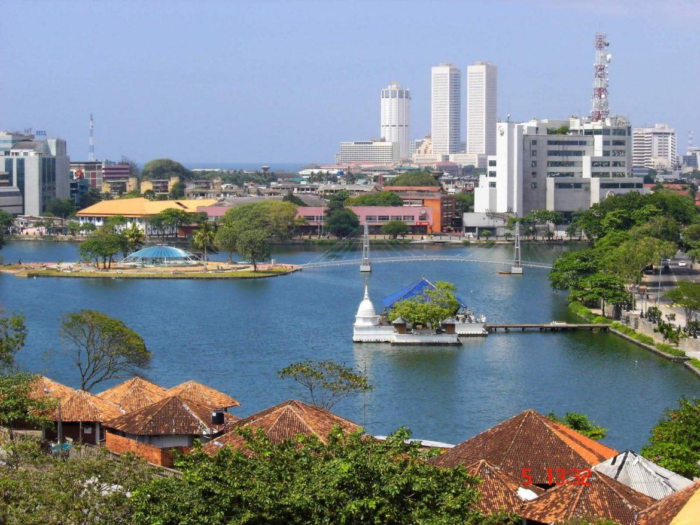 Коломбо столица Шри-Ланки