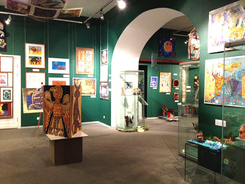 международный музей буддизма в Канди