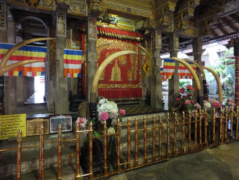 Музей Шри-Далада в Канди