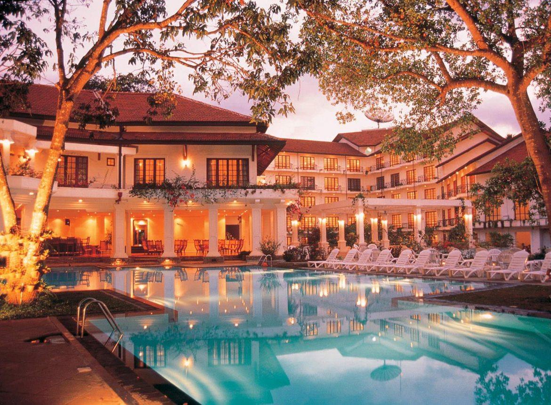 отели в городе Канди