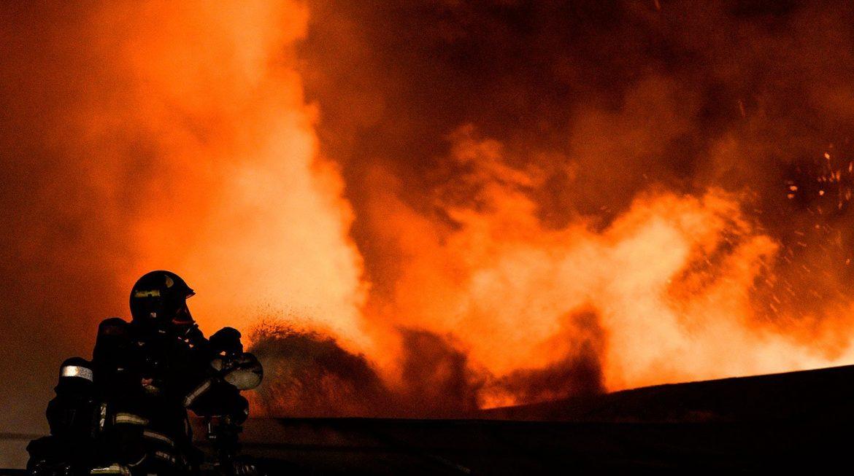Пожар в 1980 году в Детройте