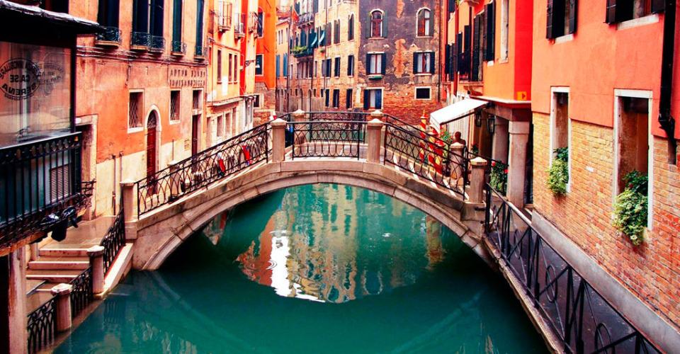 Перелет Москва Венеция