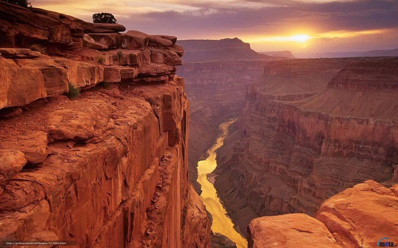 парк Гранд Каньона в США