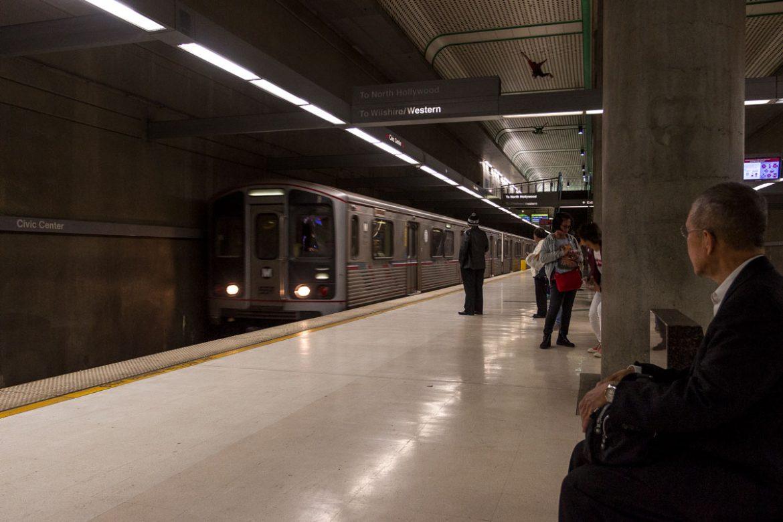 Метрополитен в Лос-Анджелесе