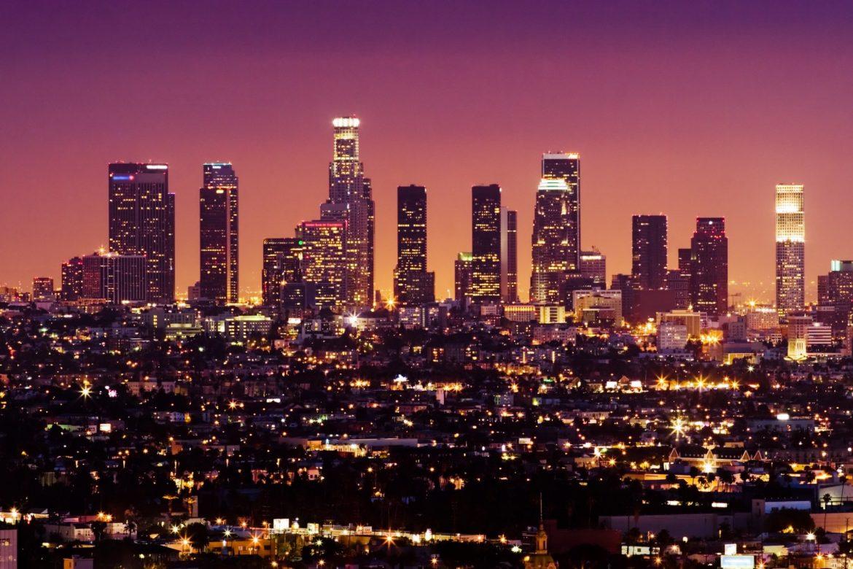Район Голливуд в Лос-Анджелесе