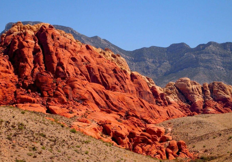 Red Rock Canyon в Неваде