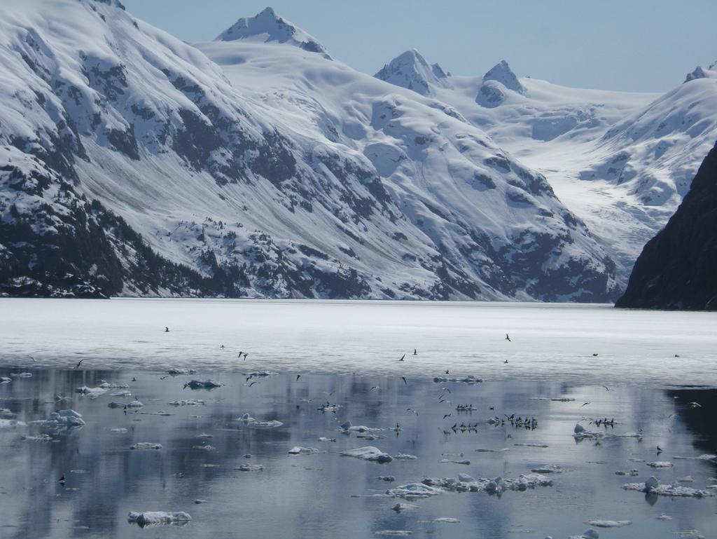 Достопримечательности штата Аляска