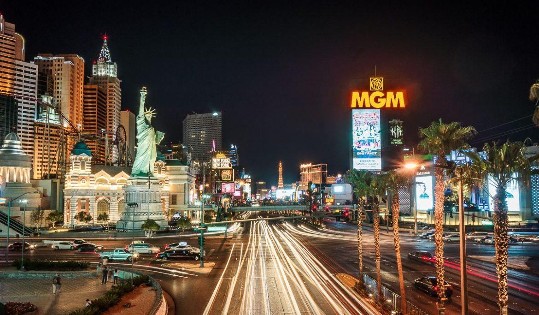 Главна улица Лас-Вегаса