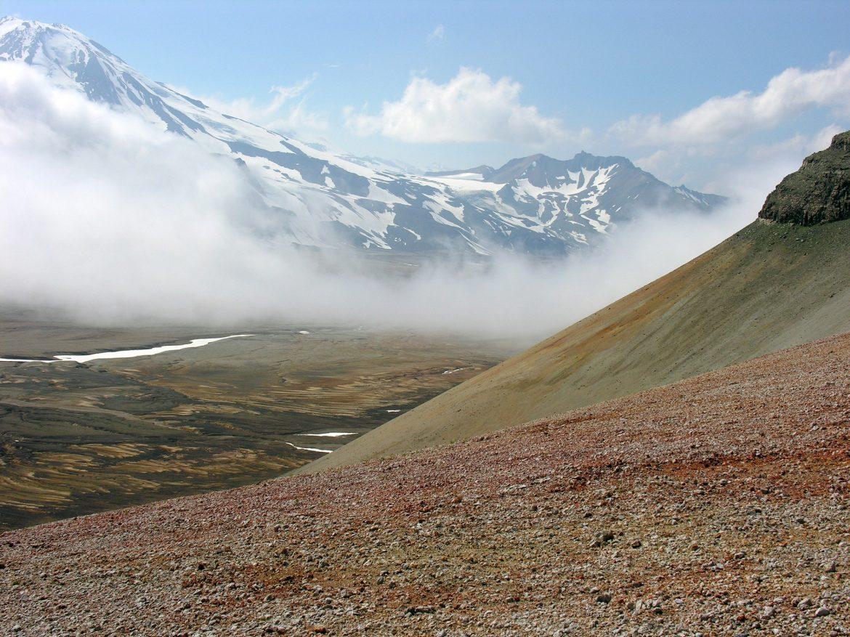 долина десяти тысяч дымов на Аляске