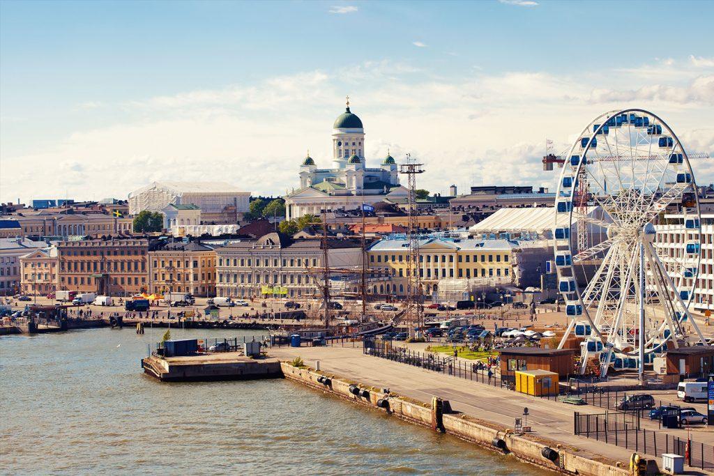 Из Санкт-Петербурга в Европу с UTair