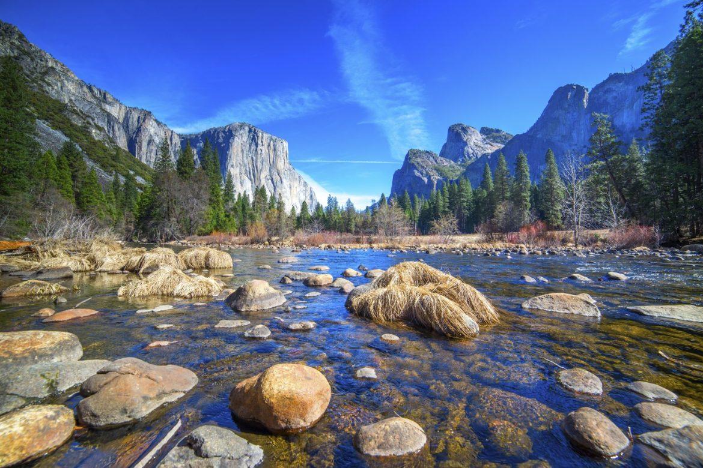Достопримечательности национального парка Йосемити