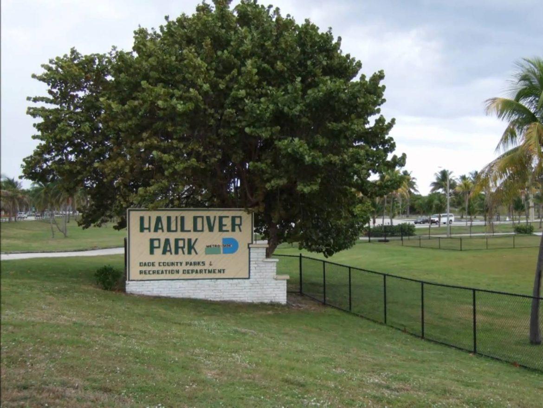 парк Халловер