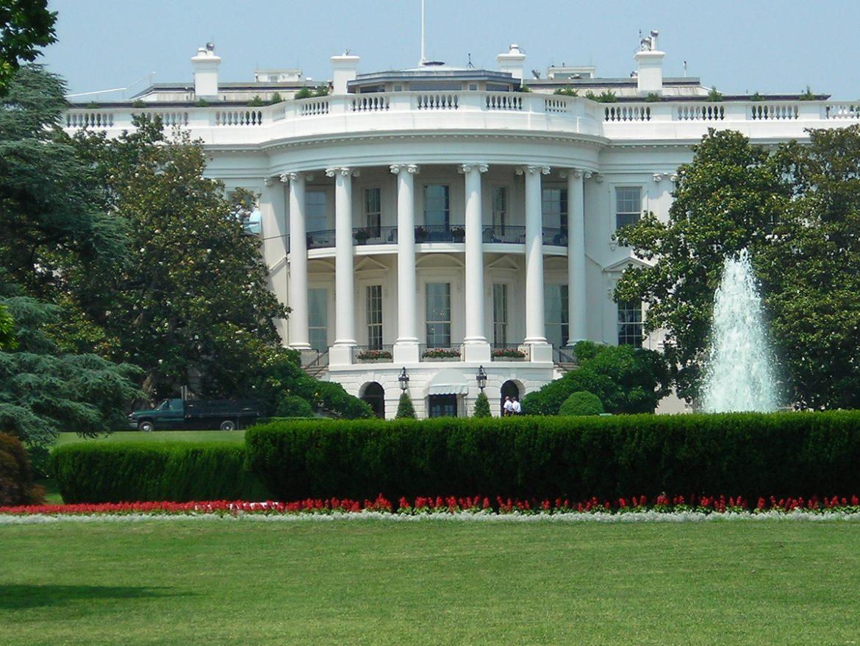 тур по белому дому