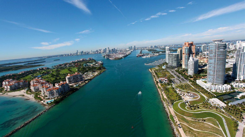Курорты города Майами