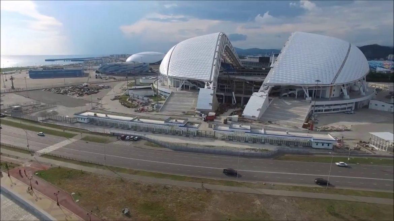 Стадион Сочи